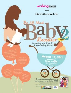 All About Baby Bazaar Year 2