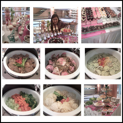 Buffet Richmonde Hotel Eastwood