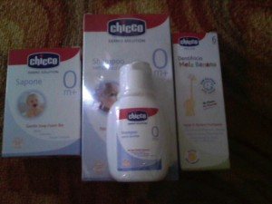 Chicco Hygiene Products